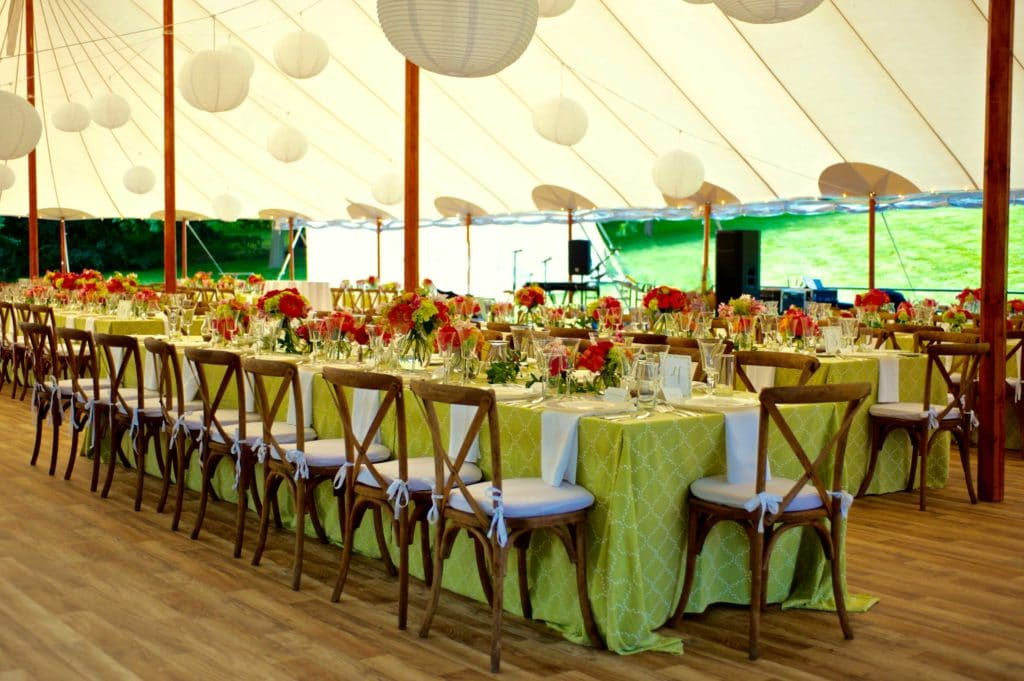 Greenwhich Garden Wedding