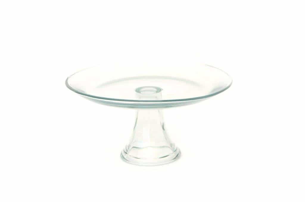 cake stand glass