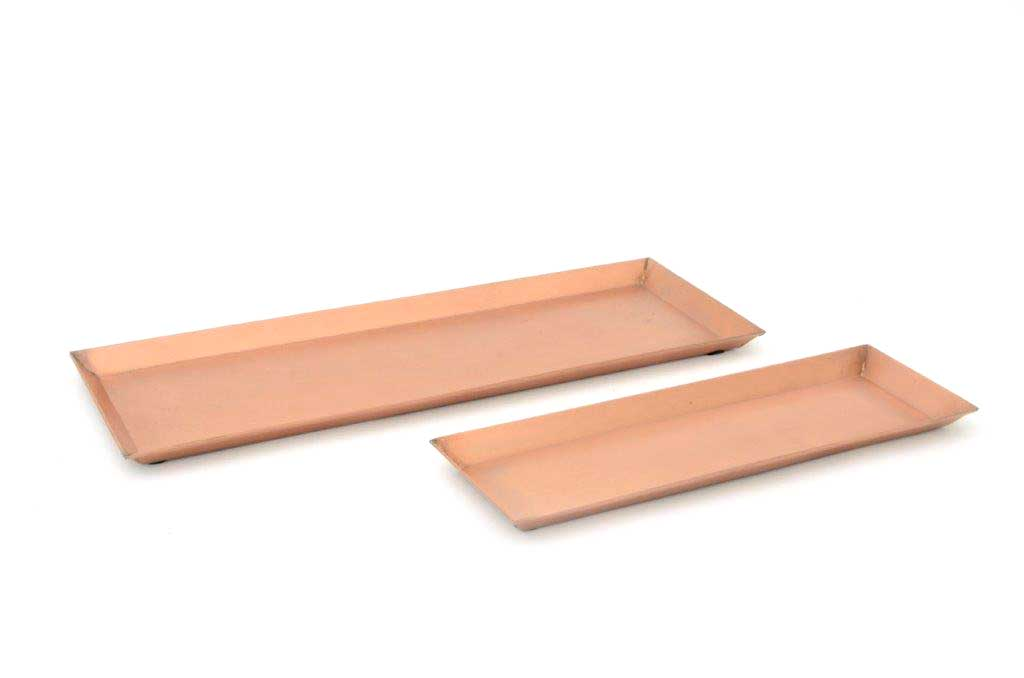 trays copper