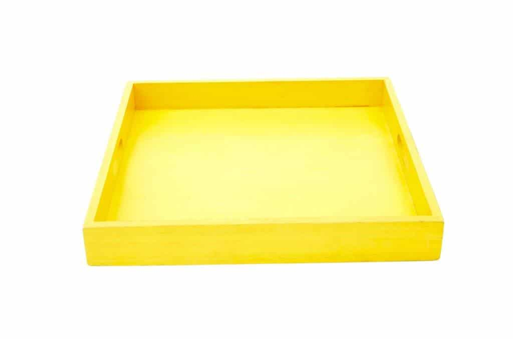 trays wooden
