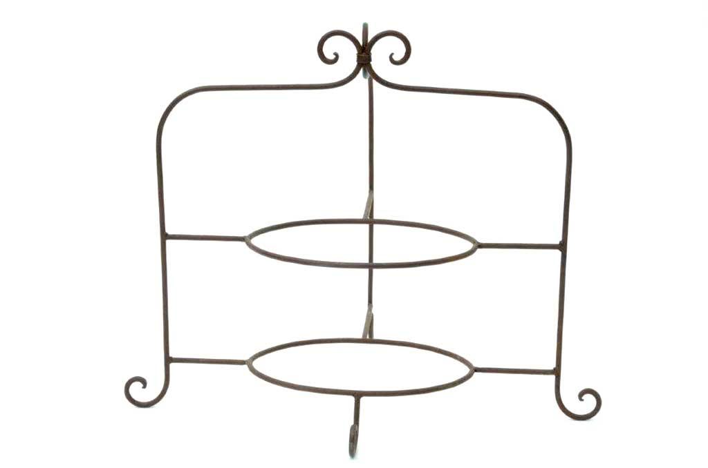 tiered rack